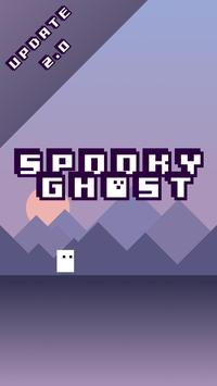 Spooky Ghost poster