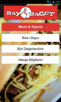 Bay Baget Sandwich poster