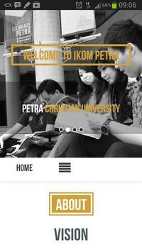 Ikom UK Petra poster