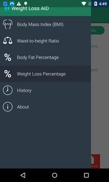 Weight Loss Aid screenshot 5