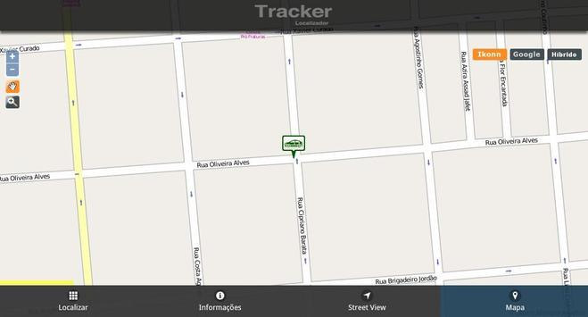 Tracker Monitriip apk screenshot