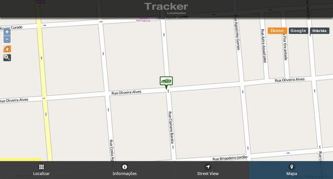 Tracker Monitriip screenshot 1