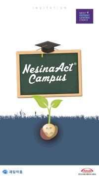Nesina Campus Symposium poster