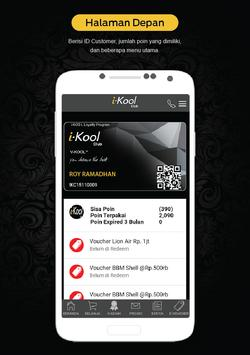 i-KOOL Club Apps for Customer poster