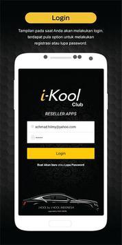 i-KOOL Club Apps for Reseller poster
