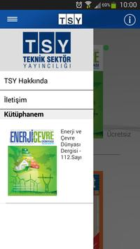 TSY Dergilik apk screenshot