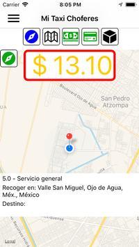 Mi Taxi Choferes screenshot 2