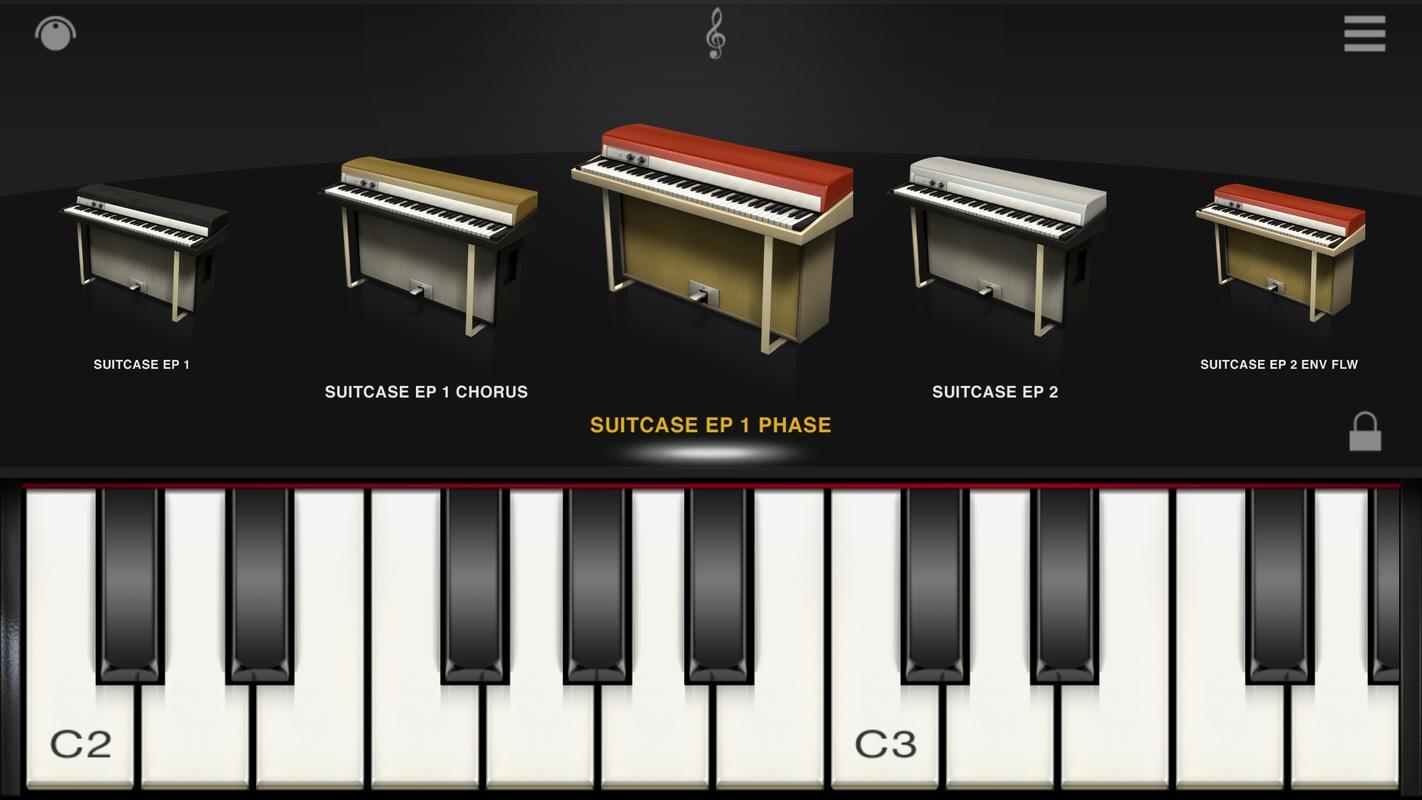 C2 Chord Piano