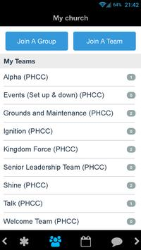 PHCC Netherton apk screenshot