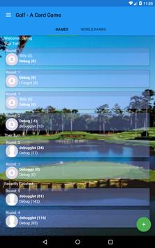 9 Card Golf apk screenshot