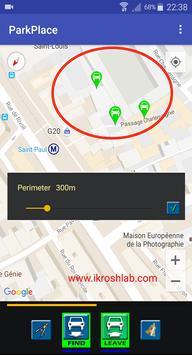 ParkPlace apk screenshot