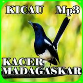 Kicau Kacer Madagaskar Mp3 icon
