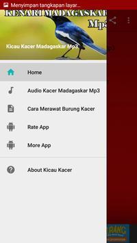 Kicau Kacer Madagaskar Mp3 screenshot 1