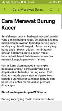 Kicau Kacer Madagaskar Mp3 screenshot 3