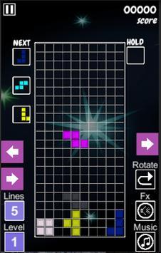 Tetris2D poster