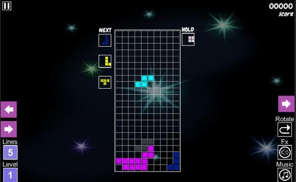 Tetris2D screenshot 5