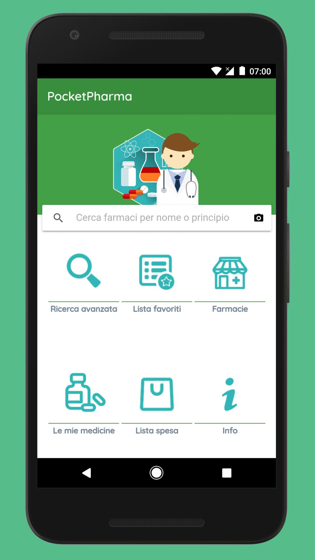 Ricerca Per Immagini Mobile pocketpharma - lite for android - apk download