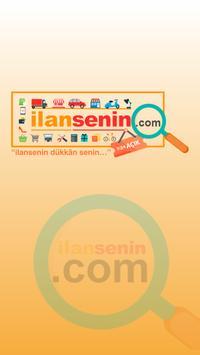 ilansenin.com poster