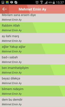 Mehmet Emin Ay ilahileri Dinle screenshot 2