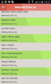 Mehmet Emin Ay ilahileri Dinle screenshot 1