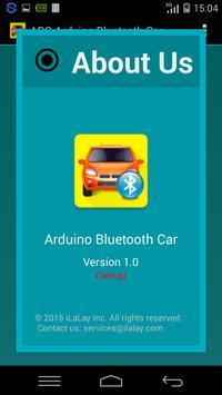 Arduino Bluetooth Car apk screenshot