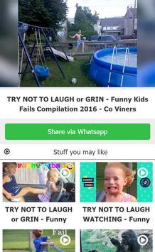 I Laugh :Best Funny Videos apk screenshot
