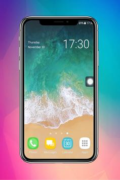 ilauncher for iphone 8 plus / theme ios 11 1 0 (Android) - Download APK