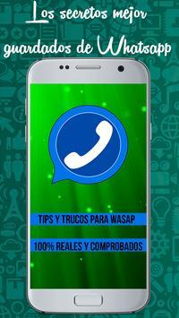 Trucos para Whatsapp poster