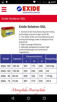 Exide Industries Limited screenshot 3