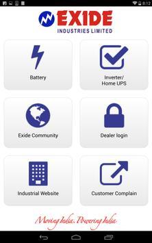 Exide Industries Limited screenshot 5