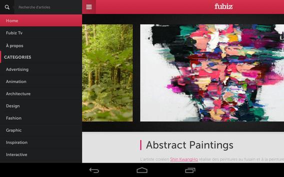 Fubiz screenshot 4