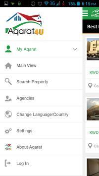 Aqarat4U apk screenshot