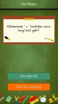 3. Sınıflar Türkçe Testleri screenshot 5