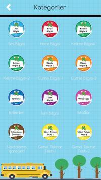 3. Sınıflar Türkçe Testleri screenshot 8
