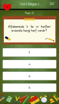 1. Sınıflar Türkçe Testleri screenshot 9