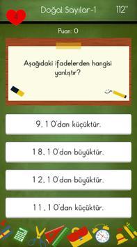 1. Sınıflar Matematik Testleri screenshot 9