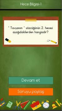 2. Sınıflar Türkçe Testleri screenshot 5