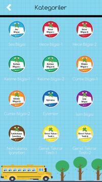 2. Sınıflar Türkçe Testleri screenshot 15