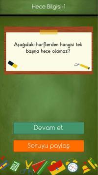2. Sınıflar Türkçe Testleri screenshot 3