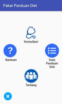 Pakar Panduan Diet screenshot 1