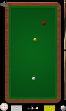 BILLIARDS 3 BALL apk screenshot