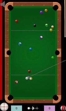 8 Ball Billiards poster