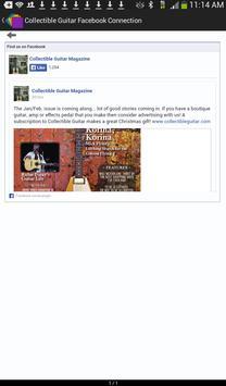 Collectible Guitar apk screenshot