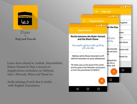 Duas for Hajj and Umrah for Android - APK Download