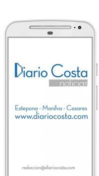 Diario Costa poster