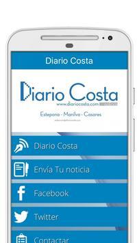 Diario Costa screenshot 1