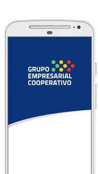 GRUPO EMPRESARIAL COOPERATIVO poster