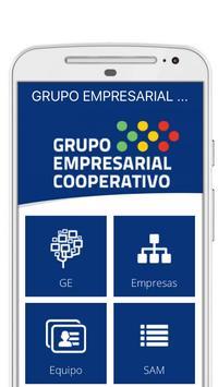 GRUPO EMPRESARIAL COOPERATIVO screenshot 1