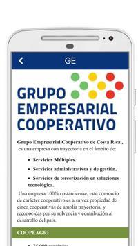 GRUPO EMPRESARIAL COOPERATIVO screenshot 2