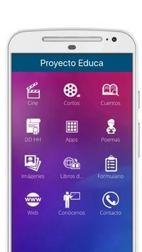 Proyecto Educa apk screenshot
